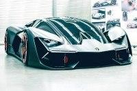 У Lamborghini готов первый гибридный суперкар