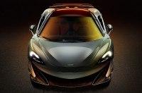 McLaren представил новую модель: 600-сильное хардкорное купе