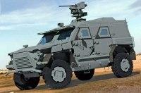 Украине создадут новый тактический бронеавтомобиль