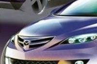Создай лучший дизайн модели Mazda3 2018 года
