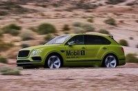 Рекордный заезд Bentley Bentayga в Пайкс-Пик показали на видео