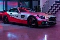 Ателье Fostla за 28 тысяч евро сделало 613-сильный Mercedes-AMG GT S