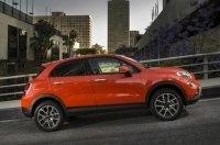 Обновлённый «паркетник» Fiat 500X рассекретили до официальной премьеры