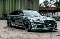Ателье ABT сделало из Audi RS6 гибрид: 1000 сил и 1291 Нм