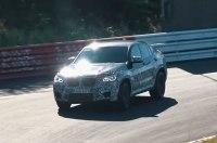 Спортивную версию BMW X4 показали на видео