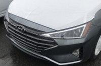 Обновлённую Hyundai Elantra сфотографировали без камуфляжа