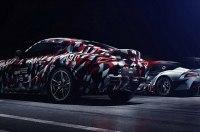 Toyota рассказала о возрожденном купе Supra