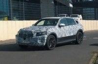 Mercedes-Benz начал гонять электрокроссовер EQ C по Нюрбургрингу