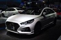 Седан Hyundai Sonata стал подключаемым гибридом