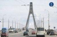 Ограда на Московском мосту будет стоить 5,5 миллиона гривен