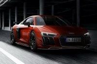Audi усовершенствовала суперкар R8