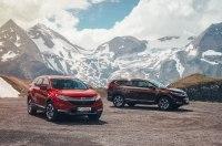 Европейский Honda CR-V получил турбомотор