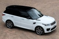 Land Rover представил обновленный Range Rover Sport