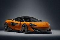 McLaren 600LT — легкий автомобиль с тяжелым ценником