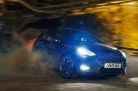 Ford Fiesta ST устроил гонку на 400 метрах под землей