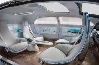 Mercedes и Bosch будут сотрудничать в создании автономного транспорта