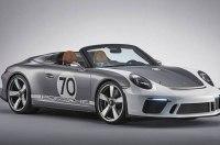 Porsche работает над «горячим» кабрио с двигателем GT3