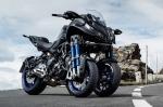 Мотоцикл Yamaha Niken начнут продавать в США