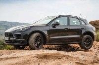 Компания Porsche показала испытания обновленного «Макана»