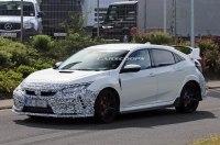 Модель Civic Type R от Honda ожидают первые изменения