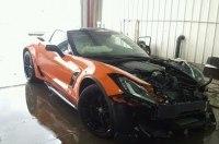 Corvette с пробегом 24 километра оценили в восемь раз дешевле нового