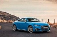 Обновленное спорткупе Audi TTS: первые фотографии