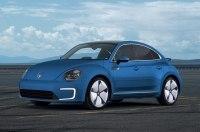 Новый Beetle от Volkswagen станет четырехдверным электрическим хэтчбеком?