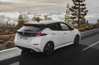 Nissan Leaf — самый продаваемый электрокар в Европе