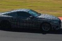 Новую BMW M8 засекли на тестах в Нюрбургринге
