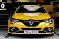 Компания Renault представила самый мощный Megane