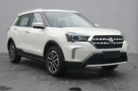 Новый совместный кросс Nissan и Dongfeng: первые фото без камуфляжа