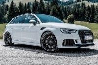 Ателье ABT круто прокачало Audi RS3