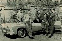 Принципиально без крыши: харьковский родстер из 60-х