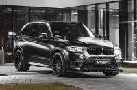 BMW X5 M превратили в 670-сильный суперкар