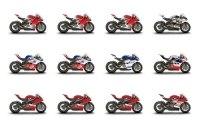 Мотоциклы Ducati Panigale V4S продадут на eBay после Гонки чемпионов