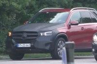 Mercedes-Benz GLE и GLS следующего поколения показали новые фары