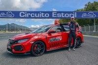 Honda Civic Type R установил пятый рекорд на гоночном треке