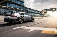 Porsche 911 GT2 RS установил рекорд новой трассы в Австралии