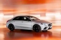 Mercedes-Benz представил «короткий» седан A-Class