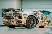Lamborghini Aventador SVJ: новый тизер