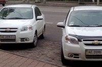 По Украине колесят тысячи авто с поддельными документами