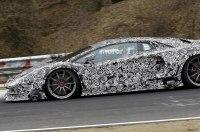 Lamborghini Aventador SVJ установил рекорд Нюрбургринга