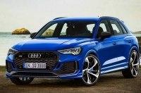 Заряженный Audi RS Q3 нового поколения выдаст мощность в 400 лошадок