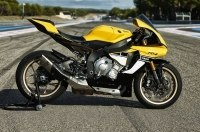Британец на украденном мотоцикле установил рекорд скорости