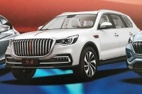 Aurus Komendant по-китайски: рассекречен второй SUV премиального суббренда FAW