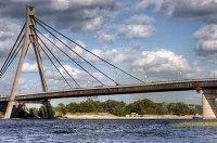 В Киеве на Северном мосту ограничат движение
