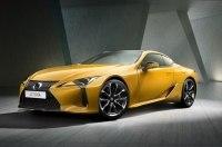 Купе Lexus LC 500 обзавелось новой спецверсией