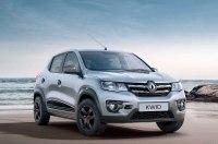 Renault обновила бюджетный кроссовер Kwid