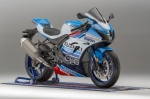 Мотоцикл Suzuki GSX-R1000R в классических гоночных цветах