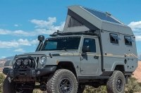 Jeep Wrangler превратили в дом на колесах с двумя кухнями